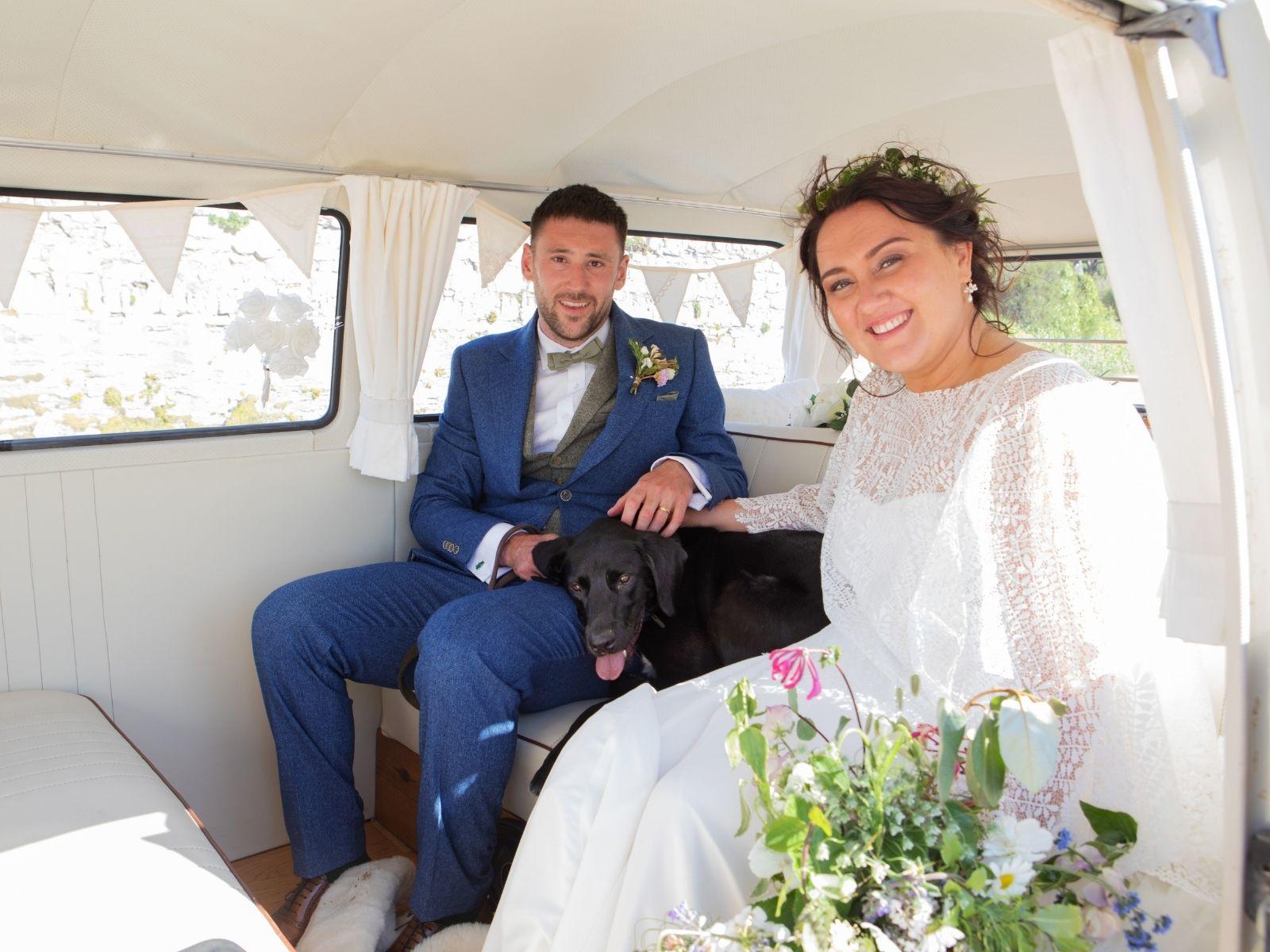 Bespoke handmade designer wedding dresses