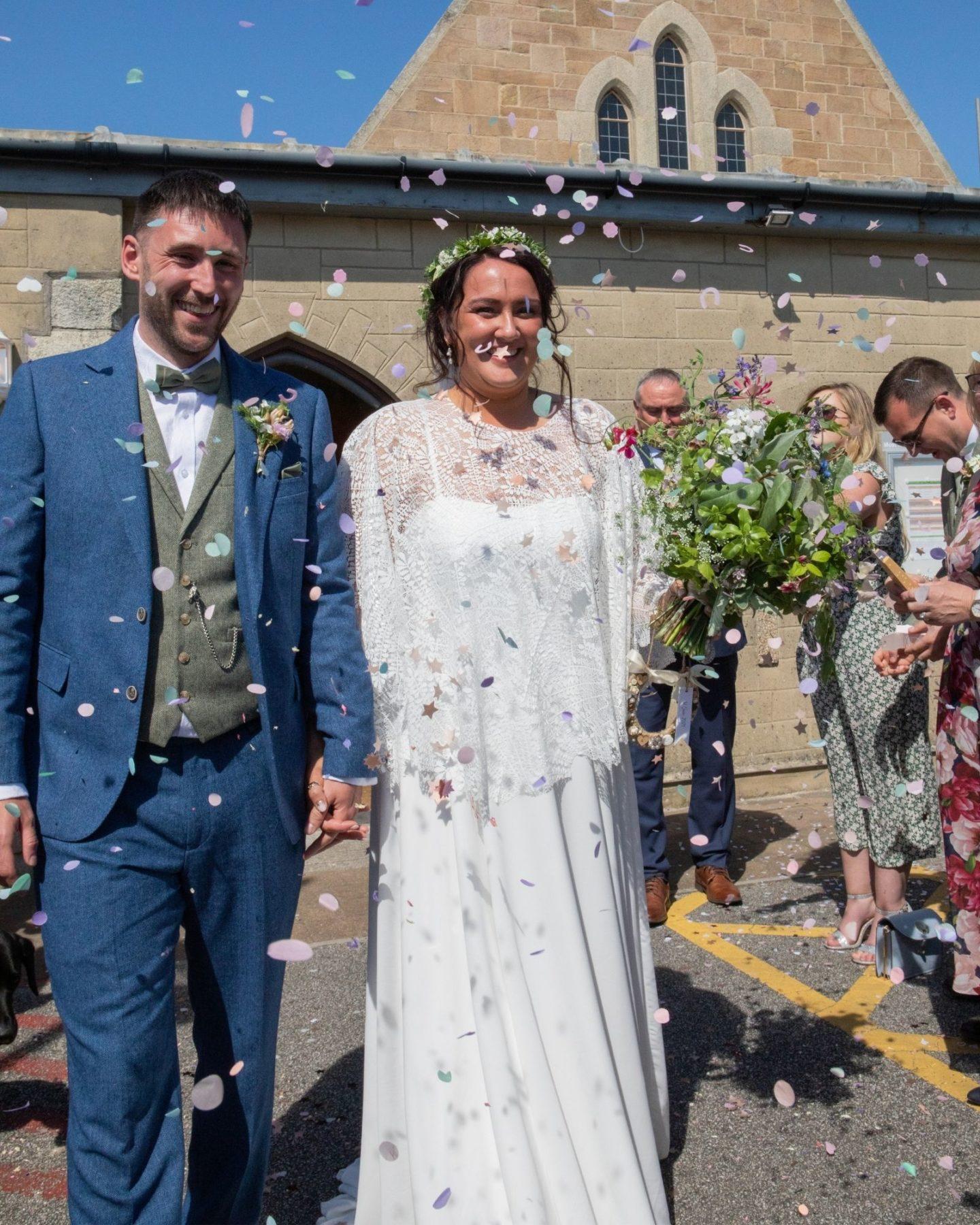 Bespoke wedding dress service Stratford