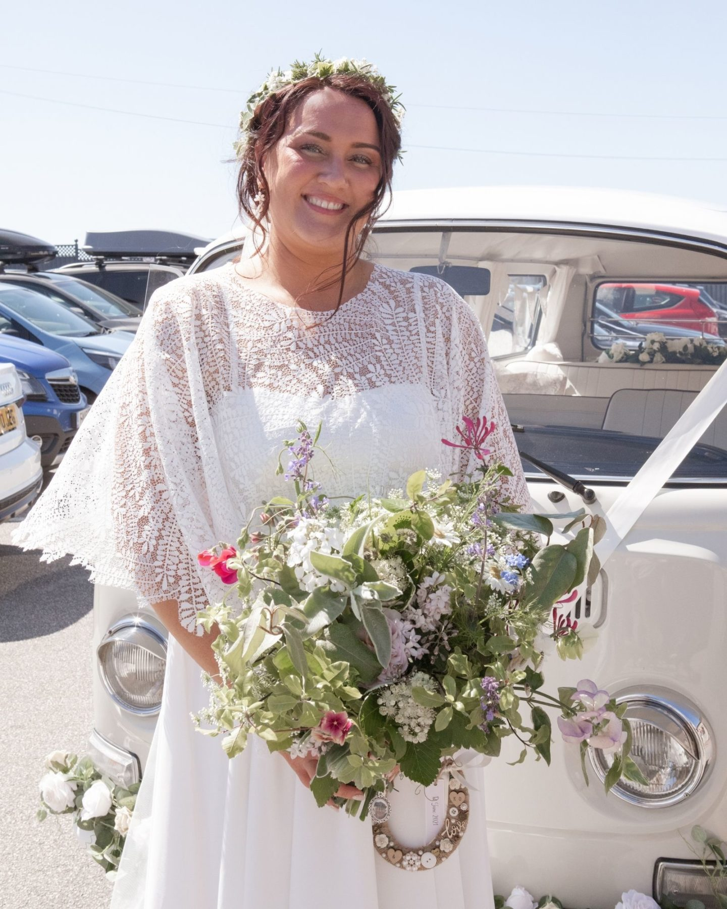 Hand made wedding dresses