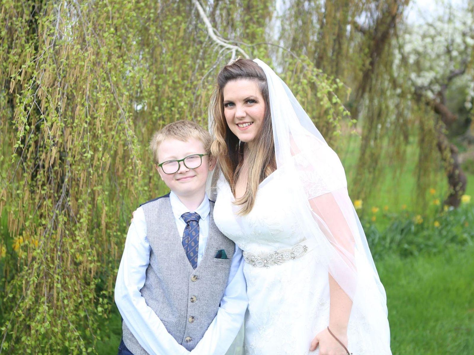 Loan a wedding dress Boho Bride Boutique