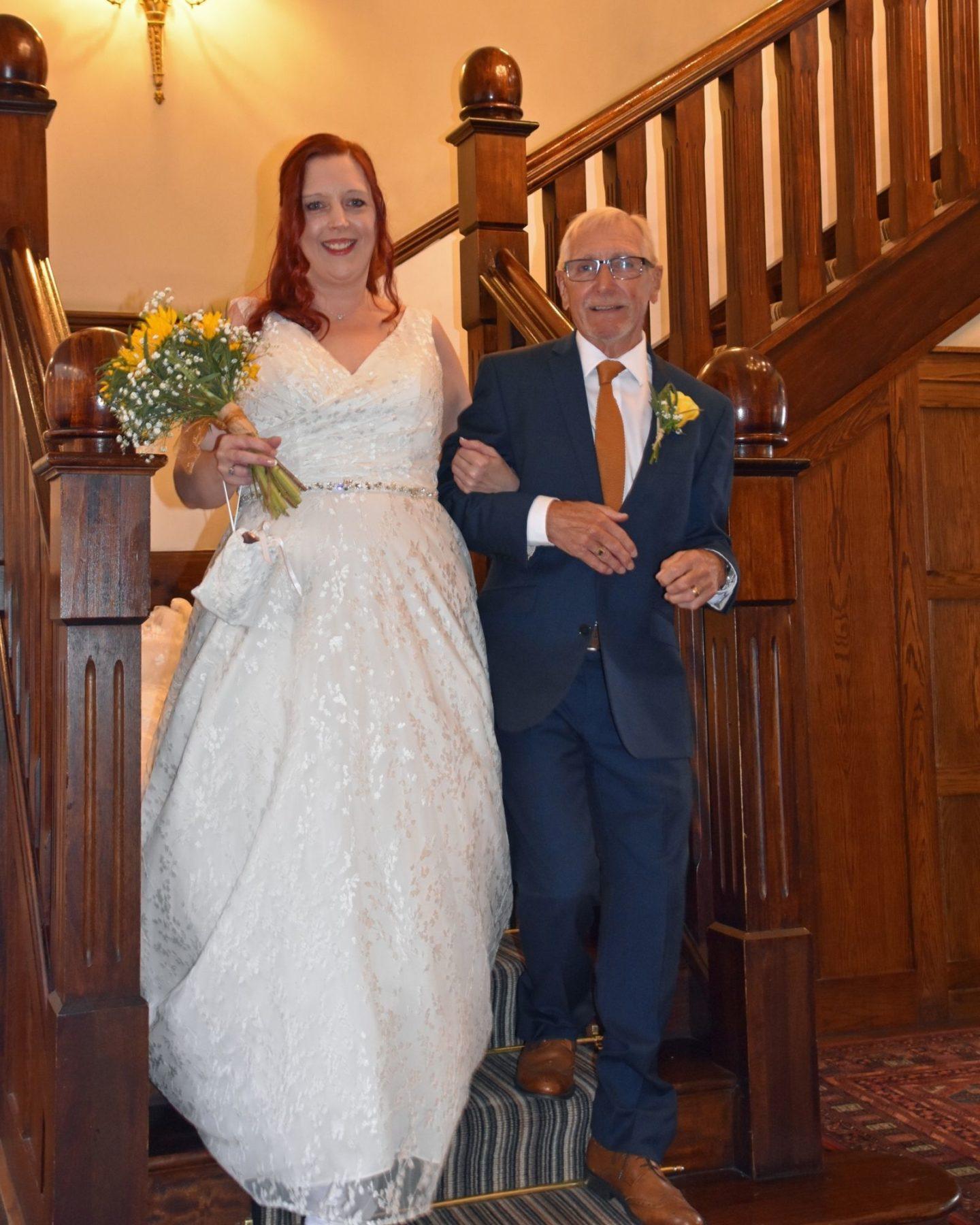 Bohemian wedding dresses Stratford Upon Avon